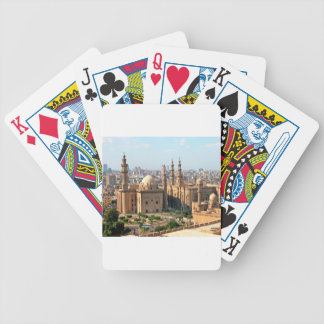 Cario Egypt Skyline Bicycle Playing Cards