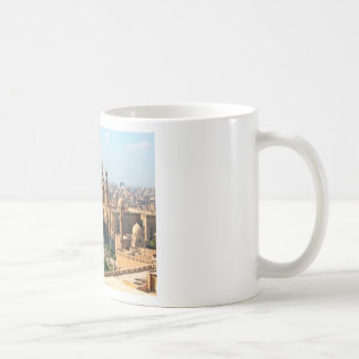 Cario Egypt Skyline Coffee Mug