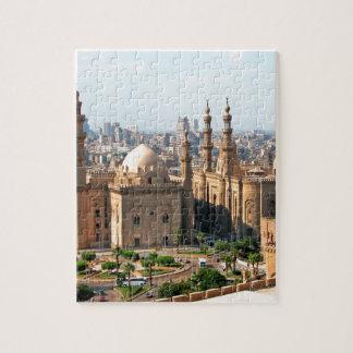 Cario Egypt Skyline Jigsaw Puzzle