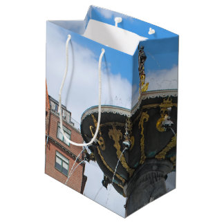 Caritas Well Copenhagen Denmark Medium Gift Bag