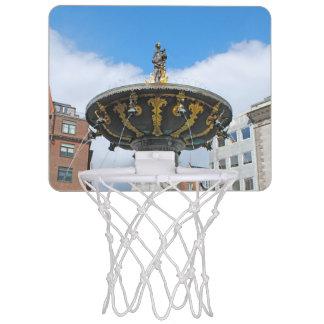 Caritas Well Copenhagen Denmark Mini Basketball Hoop
