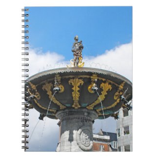Caritas Well Copenhagen Denmark Notebooks