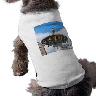 Caritas Well Copenhagen Denmark Sleeveless Dog Shirt