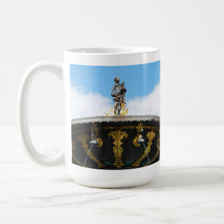 Caritas Well Fountain - Copenhagen, Denmark Coffee Mug