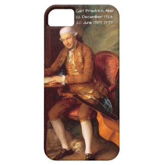 Carl Friedrich Abel Barely There iPhone 5 Case