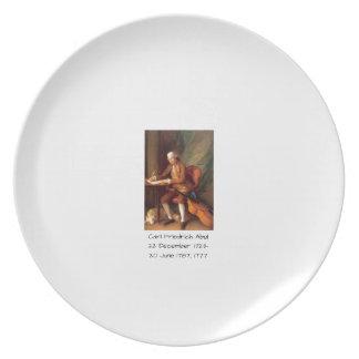 Carl Friedrich Abel Plate