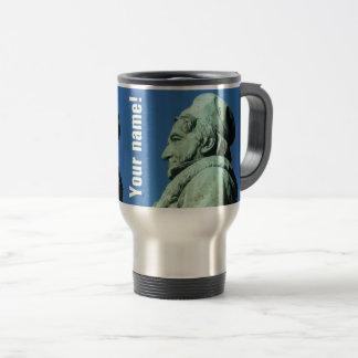 Carl Friedrich Gauß (Gauss) 1.2.T, Braunschweig Travel Mug