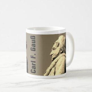 Carl Friedrich Gauß (Gauss) 1.4.2.F, Braunschweig Coffee Mug
