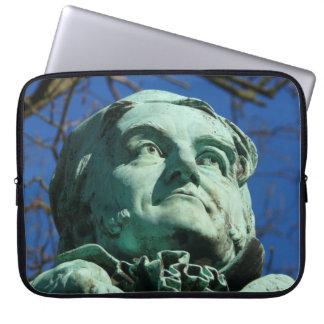 Carl Friedrich Gauss (Gauss), Braunschweig Laptop Computer Sleeve