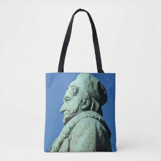 Carl Friedrich Gauß (Gauss), Braunschweig Tote Bag