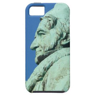 Carl Friedrich Gauß (Gauss), Braunschweig Tough iPhone 5 Case