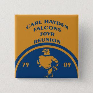 Carl Hayden 30yr Button