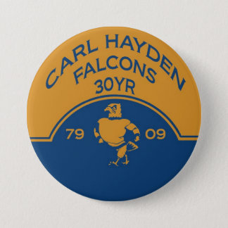 Carl Hayden Year Button