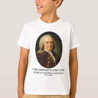 Carl Linnaeus Father Of Modern Taxonomy T-Shirt