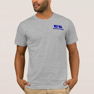Carl Sandburg Wrestling State Champs T-Shirt