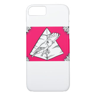 Carl the Cockatoo iPhone 8/7 Case