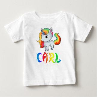 Carl Unicorn Baby T-Shirt