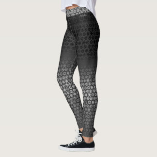 Carlalicious Love Lace Leggings