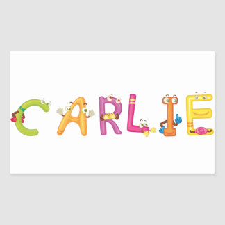 Carlie Sticker
