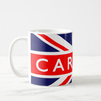 Carlisle : British Flag Coffee Mug