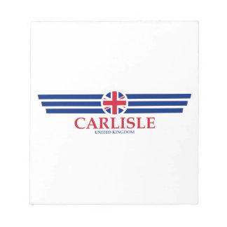 Carlisle Notepad