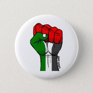 Carlos Latuff's Palestinian Fist Button