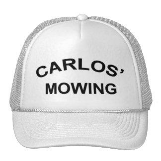 Carlos' Mowing Cap