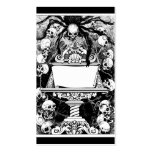 Carlos Neve, Book Illustration circa 1947 Mexico Double-Sided Standard Business Cards (Pack Of 100)
