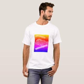 CARLOS TIGER COLOR tee shirt