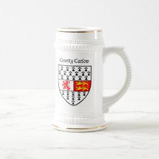 Carlow Beer Stein Mug
