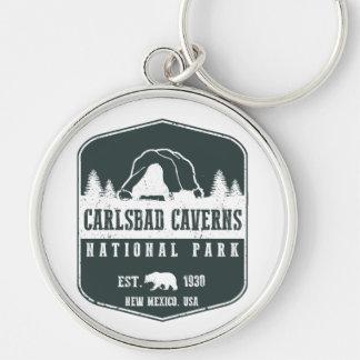 Carlsbad Caverns National Park Key Ring