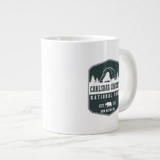Carlsbad Caverns National Park Large Coffee Mug