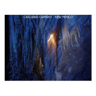 Carlsbad Caverns New Mexico Postcard