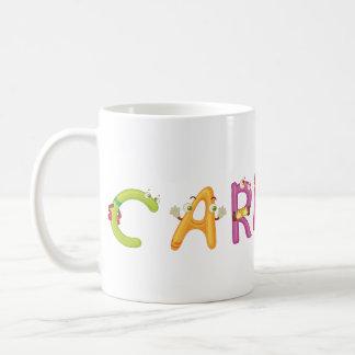 Carlton Mug