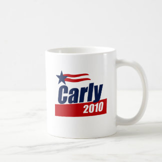 Carly 2010 coffee mug