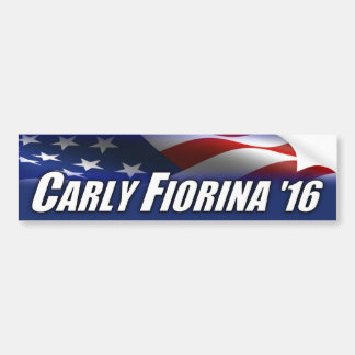 Carly Fiorina '16 Bumper Sticker