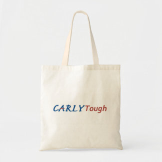 Carly Fiorina 2016 Budget Tote Bag