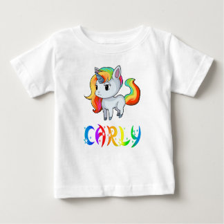 Carly Unicorn Baby T-Shirt