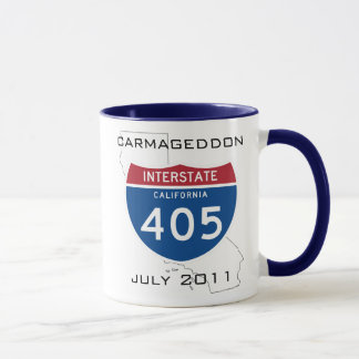 Carmageddon - July 2011 Mug