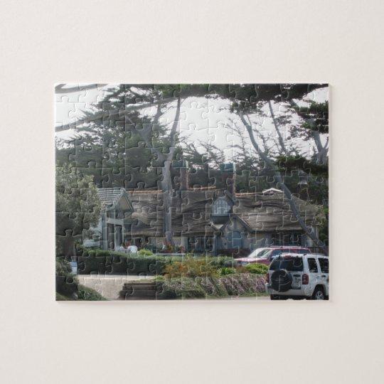 Carmel by the Sea Jigsaw Puzzle