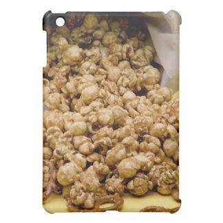 Carmel Corn and pretzels Cover For The iPad Mini