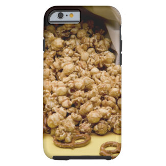 Carmel Corn and pretzels Tough iPhone 6 Case