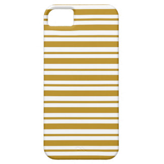 Carmel Pinstripe Barely There iPhone 5 Case