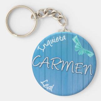 CARMEN - Summer Style Key Ring