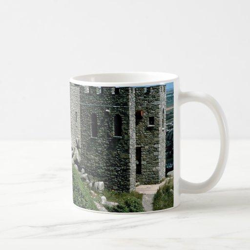 Carn Brea Castle at the Cornish Riviera Coffee Mugs