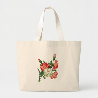 carnation1 3800 large tote bag