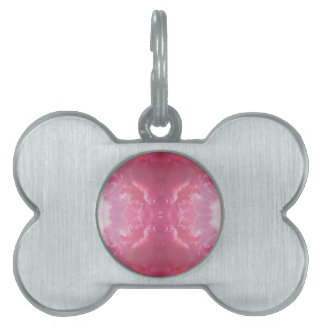 Carnation Dream Pet Tag
