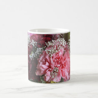 Carnation Flowers Coffee Mug
