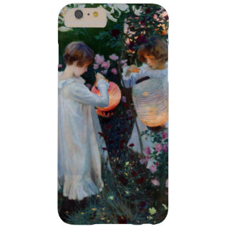 Carnation Lily Lily Rose by John Sargent Barely There iPhone 6 Plus Case