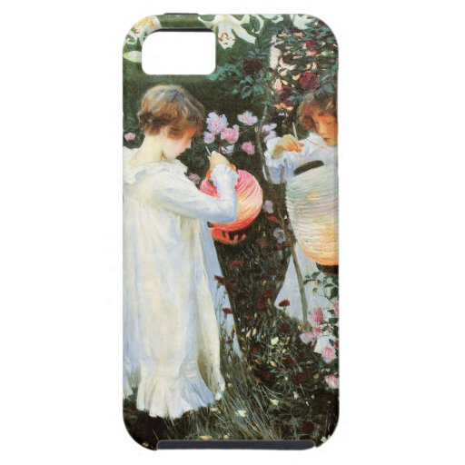 Carnation Lily Lily Rose iPhone 5 Cover